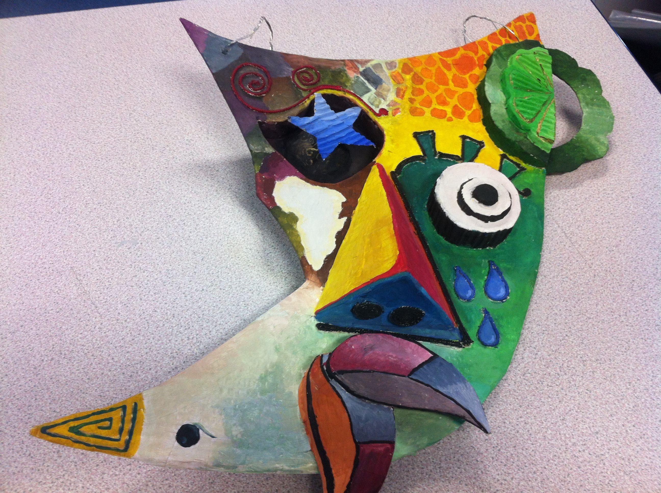 Picasso Influence