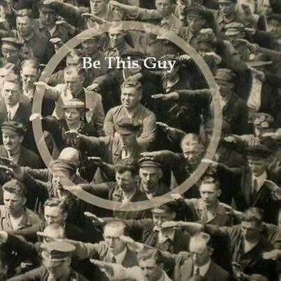Sometimes, being the odd one out is the right thing to do.
