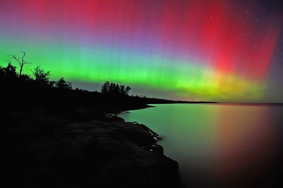 Northern Lights Duluth Mn