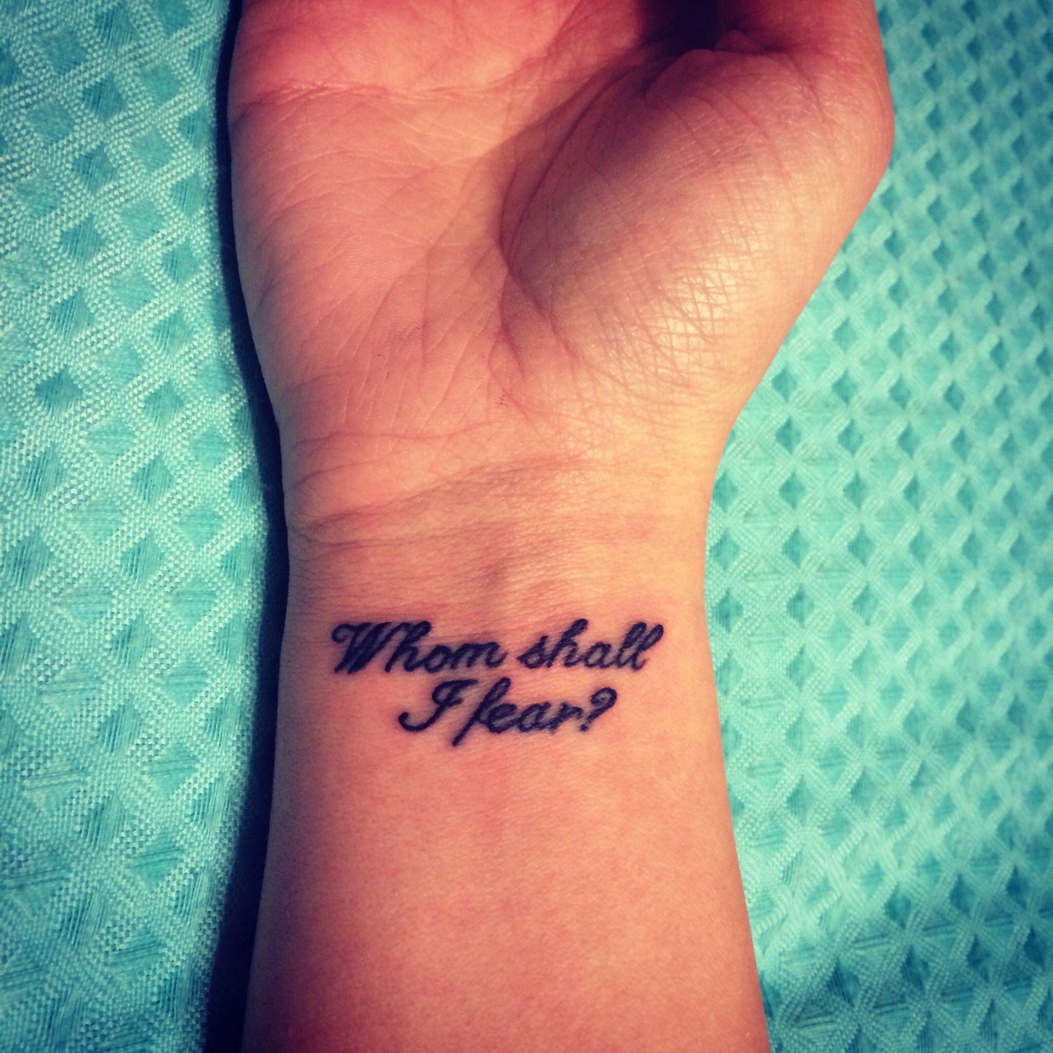 Psalm 23 Tattoo Designs Gallery Wwwcustom Web Designcouk