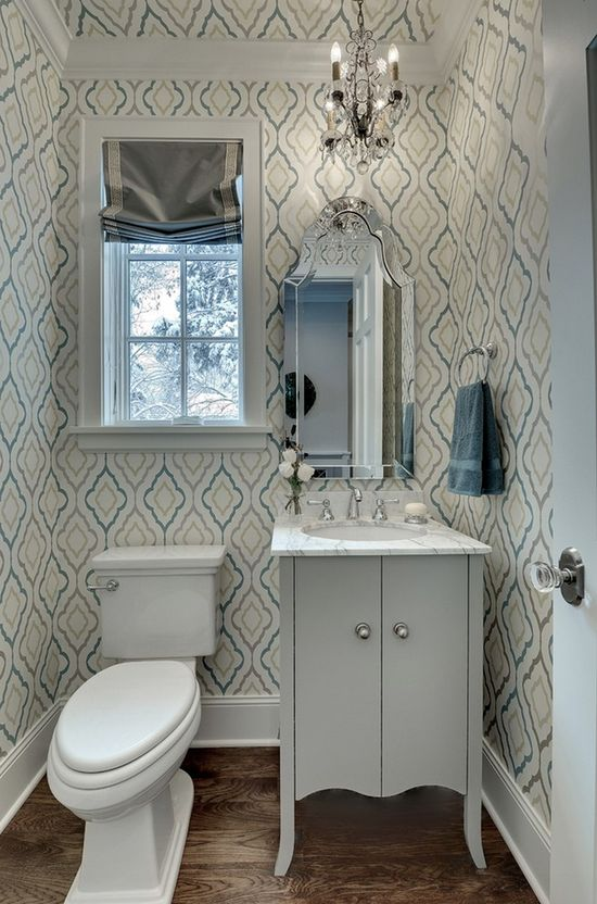 Good Life of Design: Very Small Bathrooms That Look Grande! on Bathroom Ideas For Small Space  id=81475