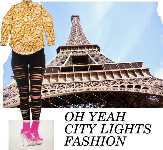 """""""SUPER HIGH FASHION"""" by sweetvixen on Polyvore"""