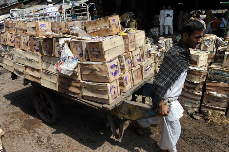 Il Mercato di Islamabad, Pakistan (AAMIR Qureshi / AFP / Getty Images)