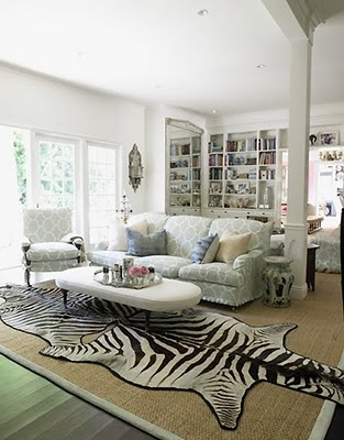 belle maison: Classic Black & White Interiors