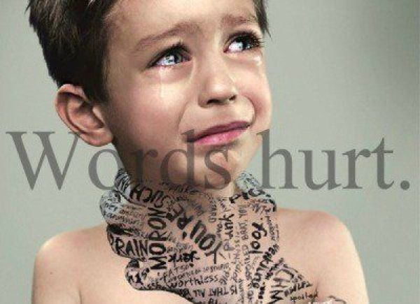 Image result for bullied words on skin