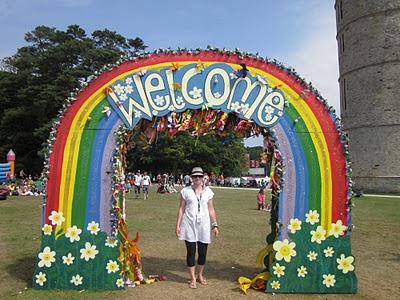 Melksham Mum: Camp Bestival 2011