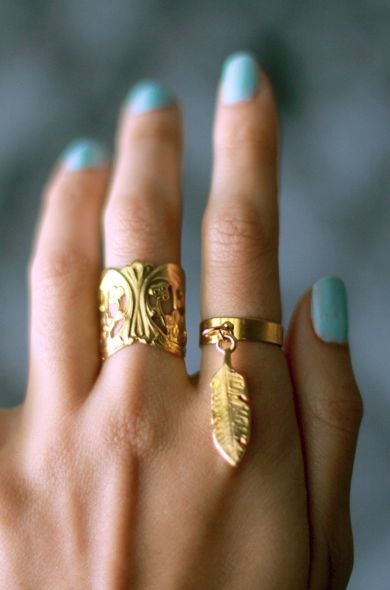 Love both of these rings