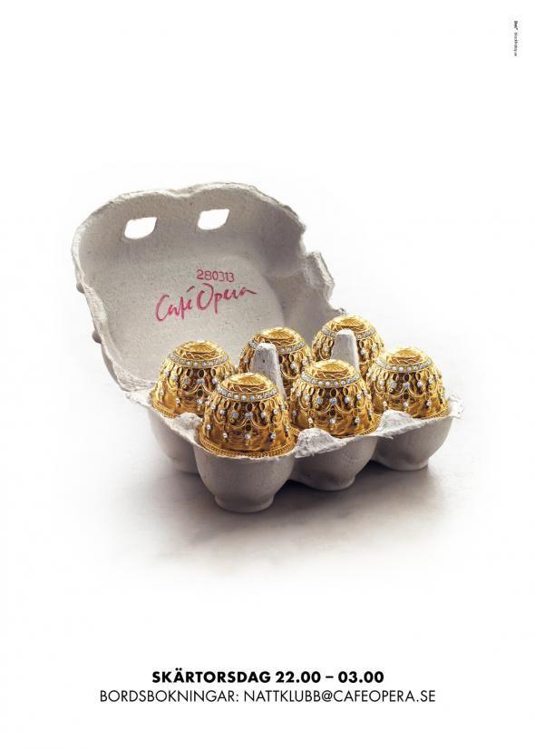 Café Opera: Easter party