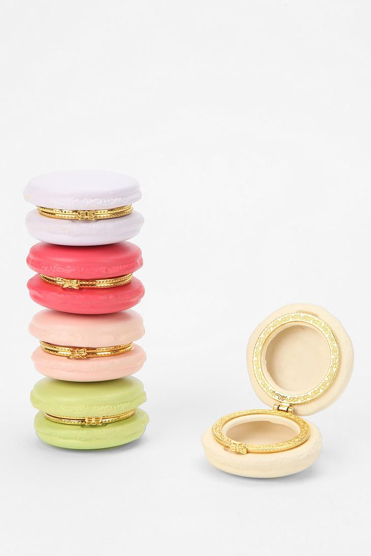 Macaron Gift Boxes, super cute!