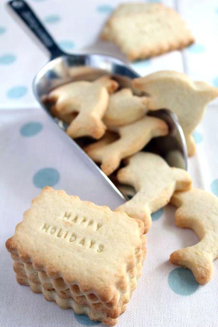 Biscotti Happy Holidays!