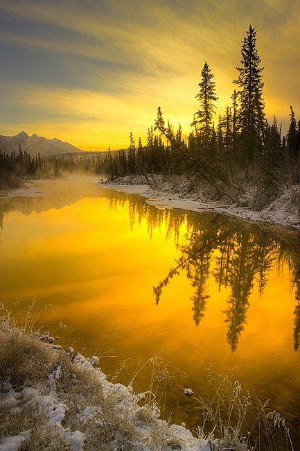 Parco Nazionale di Jasper, Canada