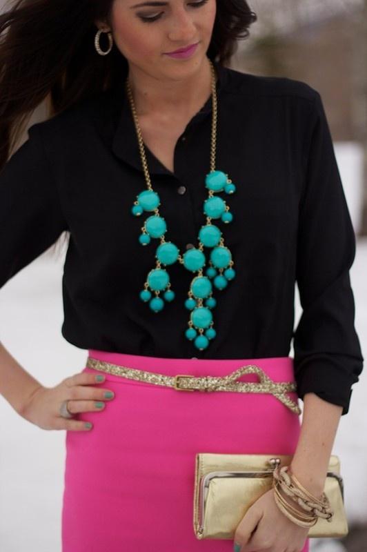 Love the Bubble Necklace