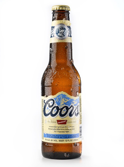 Coors Original (Golden Colorado)