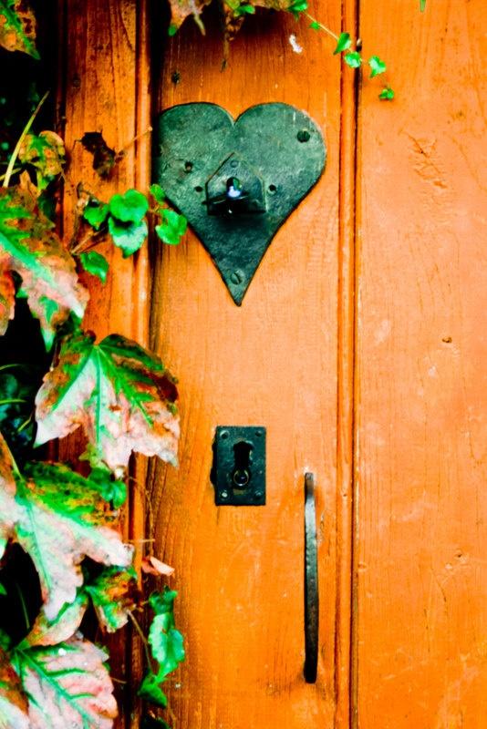 Porta del giardino segreto