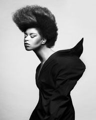 NAHA 2013 Finalist, Student Hairstylist of the Year: Saltanet Asbury Photographer: Babak