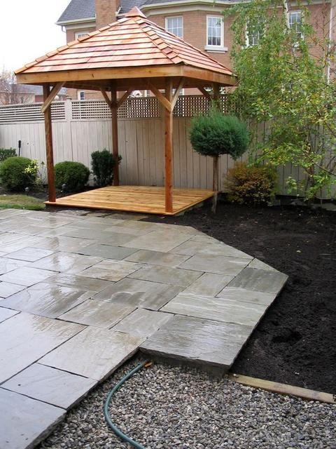 pinspiration wednesday diy stone patio