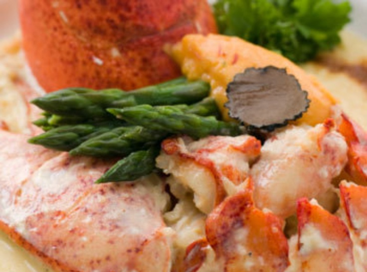 Lobster Newburg Recipe Dishmaps