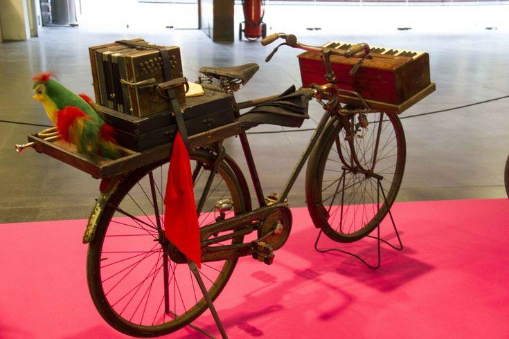 I mestieri su due ruote, a Firenze Bici in Mostra
