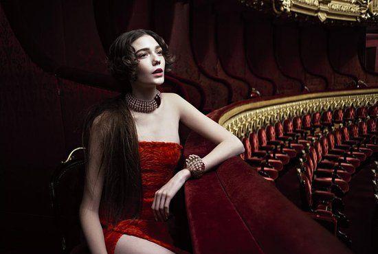 Dior Fall 2013 Ad Campaign
