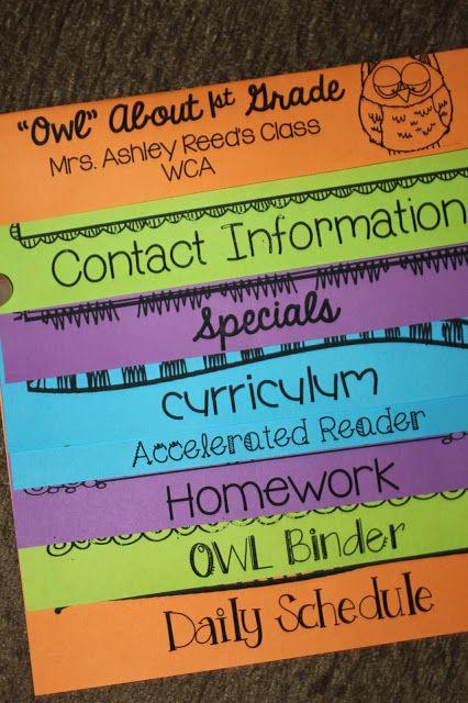 Customizable Parent Handbook Flipbooks