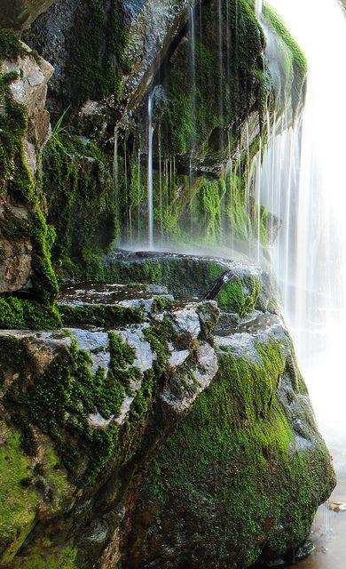Sorgente di acqua minerale, Cornwall, NY