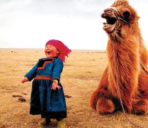 sorridere!