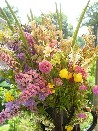 Bouquet de montagne 8