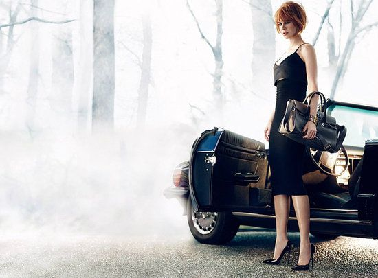 Nicole Kidman for Jimmy Choo Fall 2013