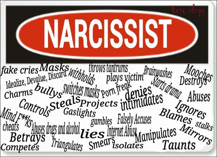 Danger narcissist