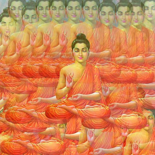 "Chapter 22 - The Painting -  ""Do not look for a sanctuary in anyone except yourself.""  Siddhartha Gautama"
