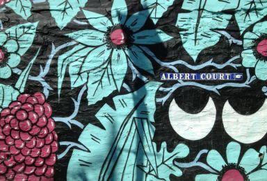Richt street art | Ilfra-Expo Ilfracombe Art Festival