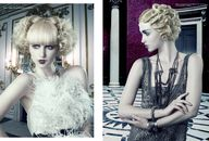NAHA 2013 Finalist: Editorial Hairstylist of the Year, Sherri Jessee Photographer: Roberto Ligresti