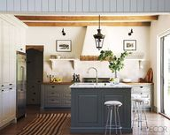 The bright kitchen o