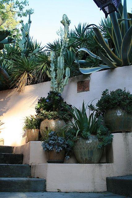 from Bohemian homes - bohemian gardens