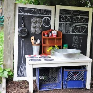Awesome Outdoor Play Inspirations