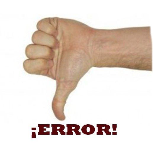 errores, blogs, social media, marketing, redes sociales