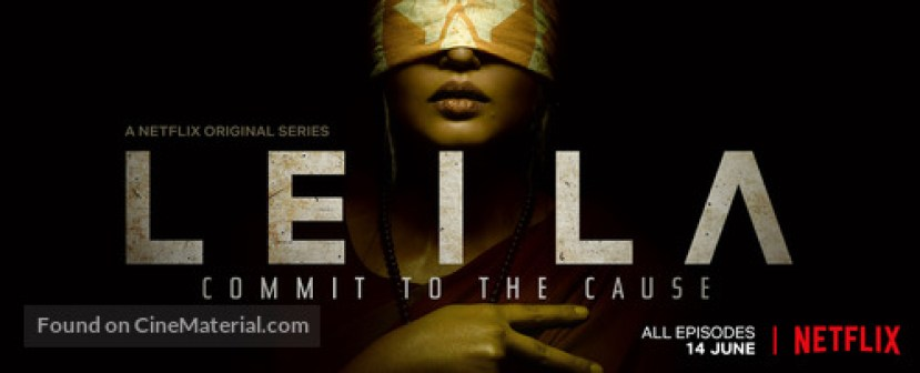 """Leila"""" (2019) Indian movie poster"""