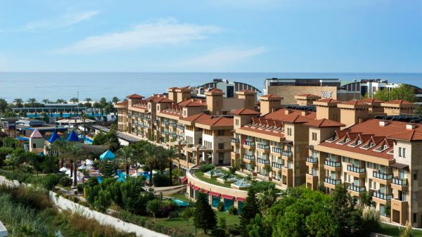 lti Xanthe Resort & Spa (Evrenseki) • HolidayCheck ...