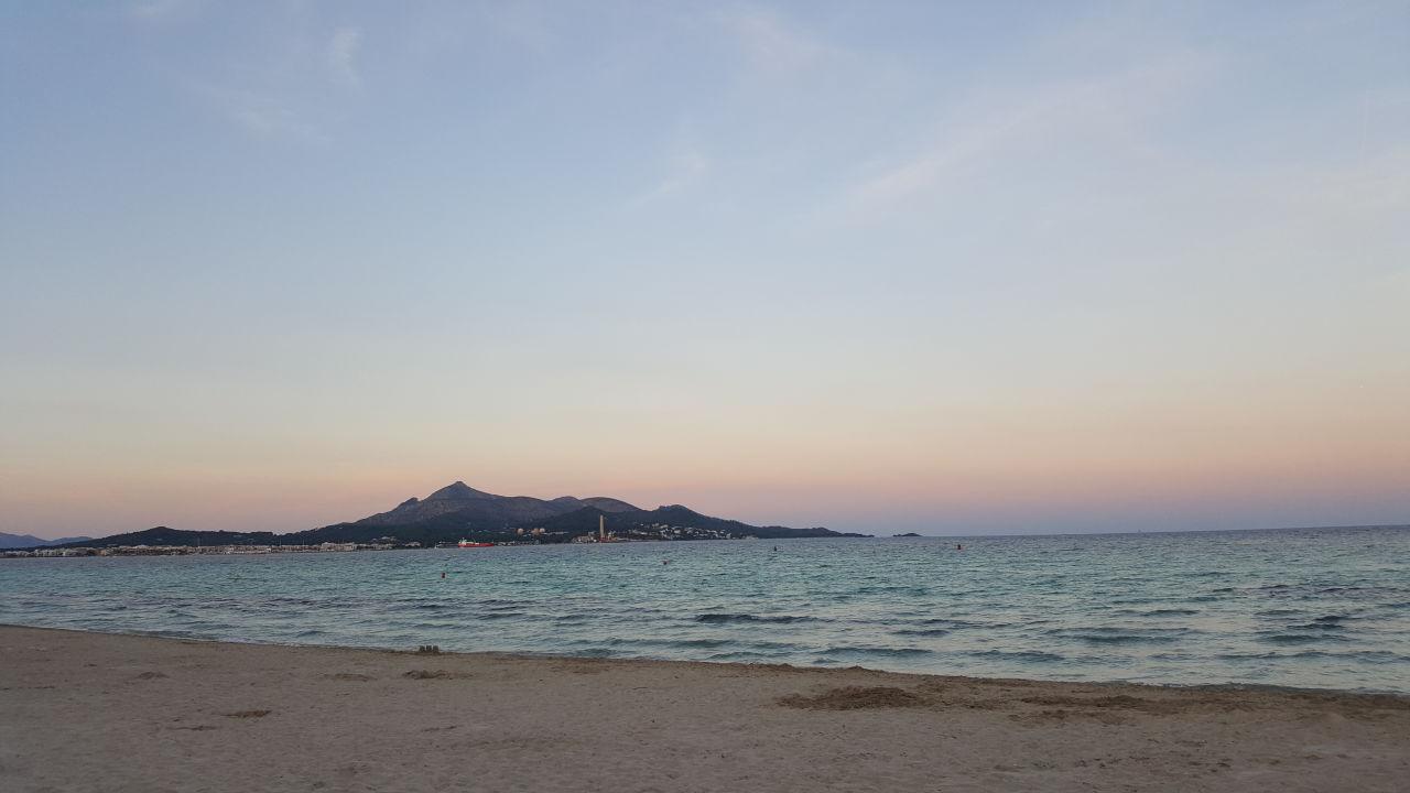 Strand Hotel Prinsotel La Dorada Platja De Muro Playa
