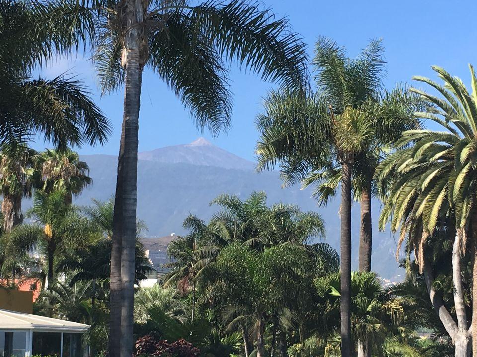 Ausblick Hotel Tigaiga Puerto De La Cruz