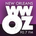 WWOZ 90.7 FM   Z New Orleans