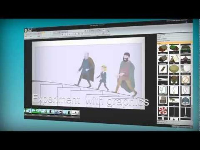 15 Digital Storytelling Tools | Creaza Cartoonist Tutorial