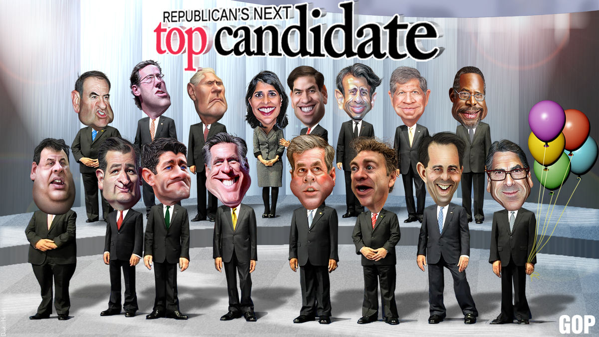 2016 Republican Party Presidential Candidates List | A ...