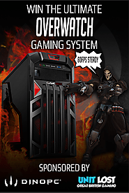 12/23/16 Win a gaming PC with UnitLost and DinoPC