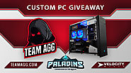 Ongoing Giveaway Link Up | 12/22/16 Paladins Team Velocity Micro Giveaway