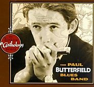 Tied - 25. Paul Butterfield