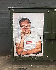 Morrissey Models For Supreme (UPDATE: But He's Not Happy About It) - Stereogum
