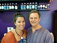 Meet the Shopkeeper: Leanda and Craig from The Healthy Guru