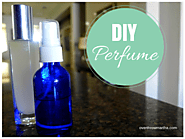 DIY Perfume: Making Your Signature Scent |Overthrow Martha