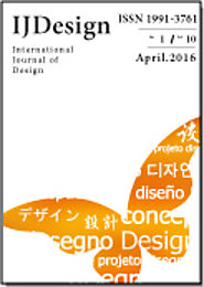 The International Journal of Design